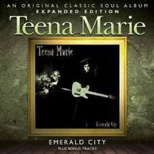 Teena Marie -- Emerald City -- Expanded Edition  new cd