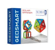GeoSmart Solar Spinner Set 23 Teile