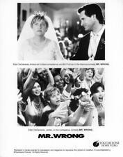 """Ellen DeGeneres, Bill Pullman """"Mr. Wrong"""" vintage movie still"""