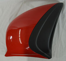 M3035.3AMMBK Genuine Buell Radiator Outer Shroud With Decal, Right Red (U5B)