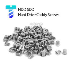 "New Lot 100 pcs Laptop 2.5"" HDD Hard Drive Caddy Screws for Dell HP TOSHIBA"