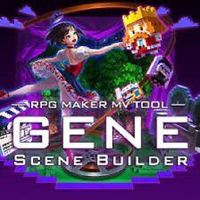 RPG Maker MV: GENE DLC Region Free PC KEY (Steam)