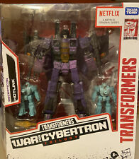 Transformers War for Cybertron HOTLINK Netflix Series Version, New in Box!