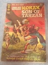 Gold Key Presents: Korak: Son of Tarzan, October 1968, Issue No. 25
