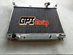 RADIATOR FOR  Chevy Trailblazer GMC Envoy Buick Rainier Isuzu Ascender 4.2L