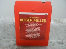THE BEST OF ROGER MILLER 8 track  (071116BBY-A58)
