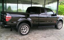 2004-2014 FORD F-150 Molded For 4X2 and 4X4, With Factory Wheel Lip Moldings, St
