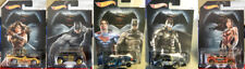 HOT WHEELS SERIE BATMAN VS SUPERMAN: GRUPPO di 5 AUTO - NUOVE COME da FOTO