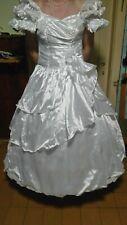 ein Brautkleid/Kostüm in weiß Gr 46/48/50