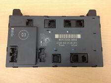 MERCEDES CLK W209 DOOR CONTROL MODULE ECU O/S DRIVER 2003-2009 A2098202026