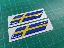 Volvo V40 xc40 v60 xc60 s60 v90 xc90 70mm exterior badges x2 Decals Stickers