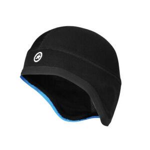 ASSOS ASSOSOIRES WINTER CAP Black BNIB Size II /59-63cm / 23.0-25.0 inches