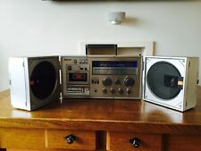 SONY CFS-88S Three-foot long fold up vintage boombox from 1981! V.RARE!