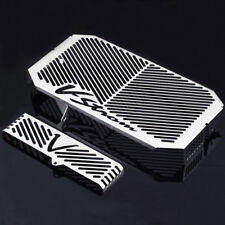 For Suzuki DL650 V-Strom 04-10 Radiator Grille Guard Cover Oil Cooler Protector