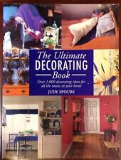 The Ultimate Decorating Book 1,000 Decorating Ideas for All Rooms(1999,Softback)