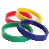 Blenpar Multi Colored Comfort Lip Rings,Compatible Magic Bullet 250W,MB1001
