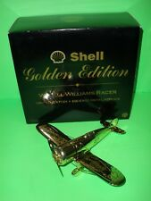 SHELL GAS & OIL WEDELL-WILLIAMS RACER AIRPLANE SPECIAL EDITION FIRST GEAR