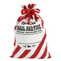 Giant Merry Christmas Santa Sacks Stocking Extra Large Xmas Gift Present Bag