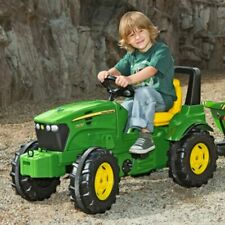John Deere 7930 Kids Tractor Ride On Green