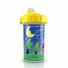 Poli Eco-Friendly Sippy Cup - Made in USA - Twinkle Little Star