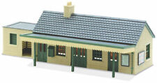 PECO LK13 Stone Station Building Kit Opened but Believed Complete - Spares