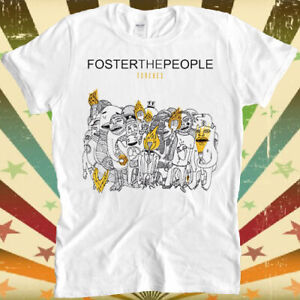 Foster The People Torches Indie Alternative The Kooks Retro Unisex T Shirt 38