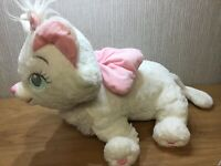 "Official Disney Store Marie Plush Aristocats Large 25"" Soft Toy Cat Stamped"