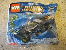 Lego DC Super Heroes Batmobile #30161 45 pcs ( NIP / Free Ship )