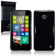 Cover e custodie nero Per Nokia Lumia 630 per cellulari e palmari Nokia