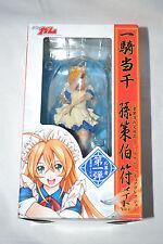 Comic Gum Figure Collection 1/7 Figure Ikki Tousen Sonsaku Hakufu Maid Version