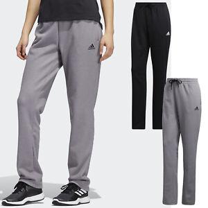 Womens Adidas Team Issue Tapered Pants Fleece Sweatpants NEW