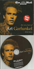 Simon & ART GARFUNKEL w/ JAMES TAYLOR best NEWSPAPER PROMO CD USA seller BEATLES