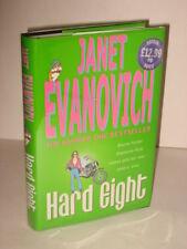 Janet Evanovich - HARD EIGHT - 2002 HC/DJ