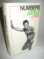 Numbers John Rechy 1st Edition Gay Fiction First Printing Classic Novel 1967