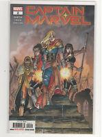 Captain Marvel #2 9.6