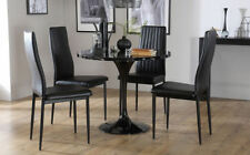 Marble Conservatory Contemporary Table & Chair Sets