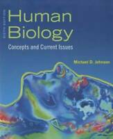 Human Biology: Concepts and Current Issues, 6th Edition - Paperback - ACCEPTABLE