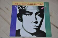 "Ryuichi Sakamoto - Risky  - 80er - 12"" Maxi Single Vinyl Schallplatte LP"
