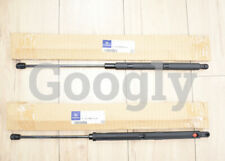 Genuine Mercedes Benz Hood Lift Support Shocks Left and Right Set