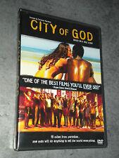 DVD zone 1 CITY OF GOD (La Cité de Dieu) Import US