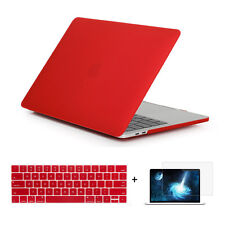 """Hard Case Cover for Macbook Pro 13 15"""" with/out Touch Bar 2016 A1706 A1707 A1708"""