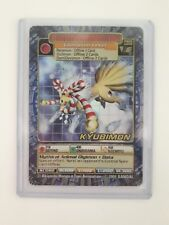Digimon card Kyubimon BO-170 Holo