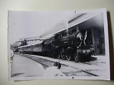 IT551 - 1971 FS ITALIA - ITALIAN RAILWAY - STEAM TRAIN No640-073 PHOTO Italy