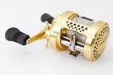 SHIMANO CALCUTTA CONQUEST 400 Right handed reel USED from Japan #E478