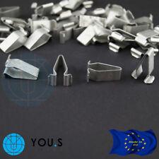 5 Piece Brackets Metal Nuts for Audi VW SEAT SKODA - 4a0867276-NEW