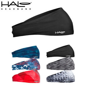 """Halo Bandit Sweatband Pullover 4"""" Cycling/Active Head Band - One-size Fits All"""