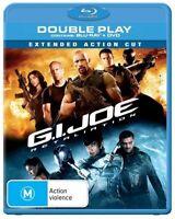 G.I. Joe - Retaliation (Blu-ray, 2013, 2-Disc Set)