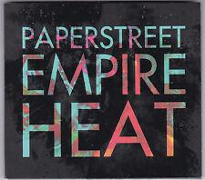 PAPERSTREET EMPIRE- HEAT CD ALBUM 2015 / CD UND BOOKLET WIE NEU!