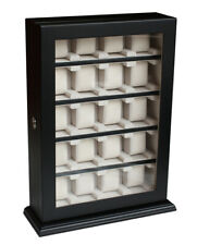 COLLECTORS WATCH WALL CABINET