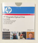 HP C7983A 9.1GB Rewritable Magneto-Optical Disk ~ **NEW & SEALED** ~ MULTIPLE!